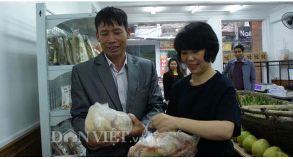 Đoàn Văn Vươn, nhà phân phối, thực phẩm sạch, vịt biển, tiếp thị sản phẩm, thịt ngon, cháy hàng, vịt biển đoàn văn vươn