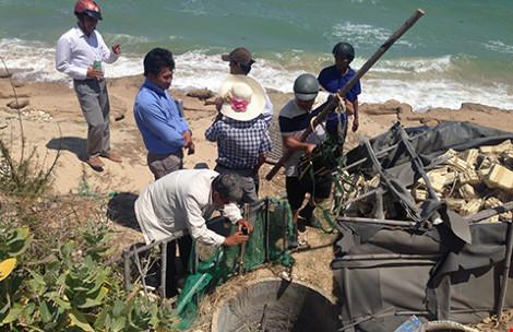 Ba giếng cổ giấu kho báu 4.000 tấn vàng ở Bình Thuận?