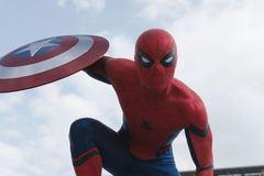 Người Nhện xuất hiện trong 'Captain America: Nội chiến siêu anh hùng'