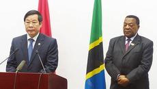 Việt Nam - Tanzania tăng cường hợp tác thương mại và đầu tư