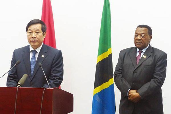 Việt Nam, Tanzania, hợp tác, thương mại, đầu tư, chuyến thăm, Chủ tịch nước, Trương Tấn Sang, Bộ trưởng, TT&TT, Nguyễn Bắc Son