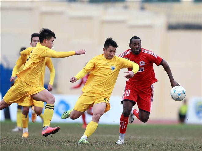HLV Lê Thụy Hải giúp Thanh Hóa có chiến thắng thứ 3 liên tiếp
