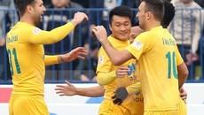 Video: Than Quảng Ninh 2-4 FLC Thanh Hóa