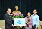 Đà Nẵng trao căn hộ cho vợ, con trai liệt sĩ Gạc Ma
