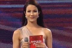 """Tiếng chửi thề bị lọt trên sóng trực tiếp """"Vietnam's Got Talent"""""""