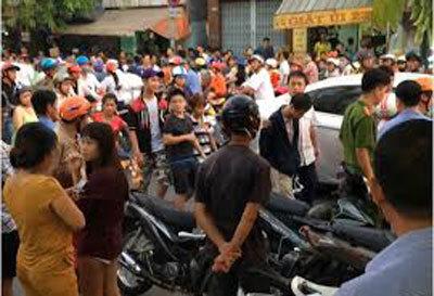 Giang hồ ẩu đả, nổ súng ở Sài Gòn