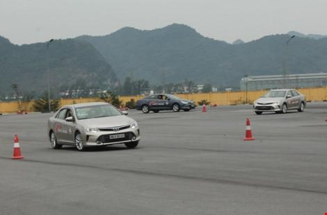 Sẽ áp dụng bài học lái xe của Nhật Bản