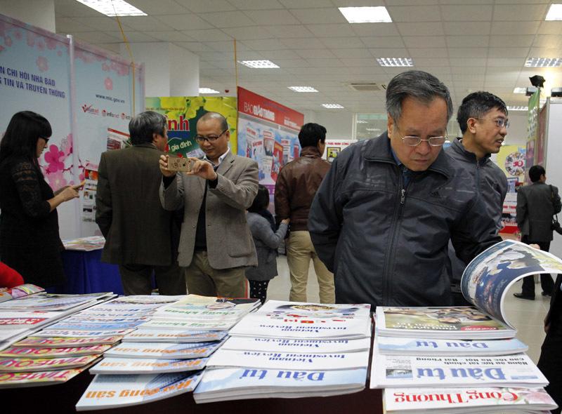 Hội báo toàn quốc 2016, báo chí, tuyên giáo, nhà báo