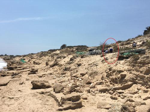 Có người tìm ra vị trí 3 giếng cổ tỷ đô ở Bình Thuận?