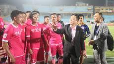Bầu Hiển thưởng đậm CLB Hà Nội ngày chia tay sân Hàng Đẫy