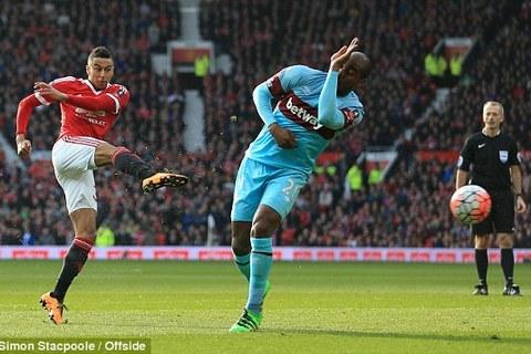 Video: Man Utd 1-1 West Ham
