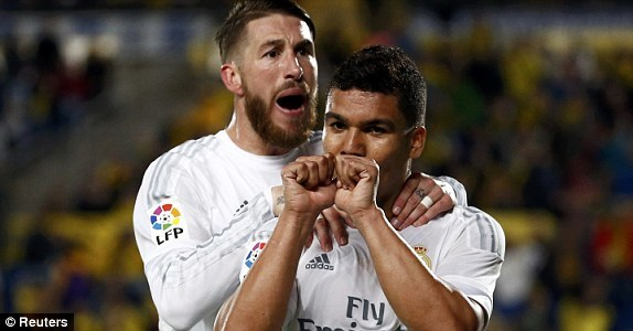 Video: Las Palmas 1-2 Real Madrid