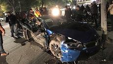 Vì sao siêu xe Việt liên tục gặp nạn?