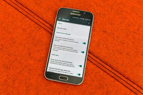 bảo mật smartphone, sai lầm, hacker, dữ liệu, ứng dụng bảo mật smartphone