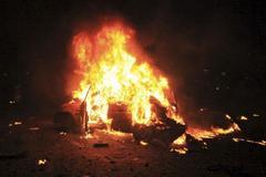 Bom nổ rung chuyển Thổ Nhĩ Kỳ, 34 người chết