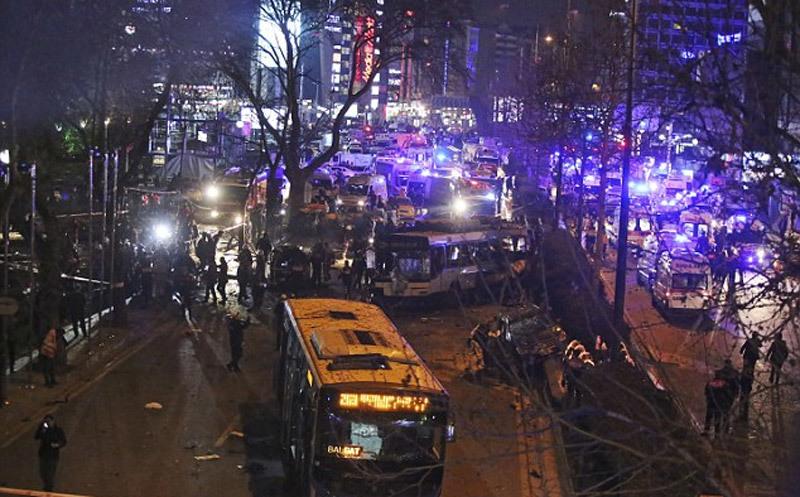 Tổng thống Thổ thề bắt khủng bố quỳ gối