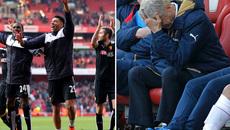 Arsenal thảm hại: Wenger coi việc từ chức là