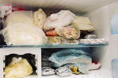 9 loại thực phẩm tuyệt đối không nên để đông lạnh