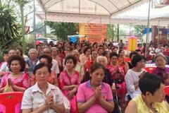 Cộng đồng người Việt tại Thái Lan tri ân liệt sĩ Gạc Ma