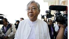 Chân dung Tổng thống dân sự đầu tiên của Myanmar