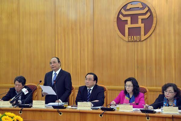 Nguyễn Xuân Phúc, bầu cử đại biểu QH