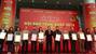 Hội báo toàn quốc trao giải tác phẩm hay về Đại hội Đảng