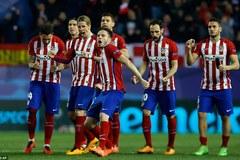 """Video: Màn """"đấu súng"""" nghẹt thở giữa Atletico và PSV"""