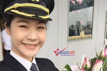 Tiết lộ thú vị của nữ cơ trưởng A321 đầu tiên của VN