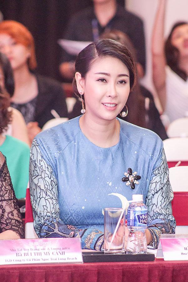 Nhan sắc hoa hậu giầu nhất Việt Nam