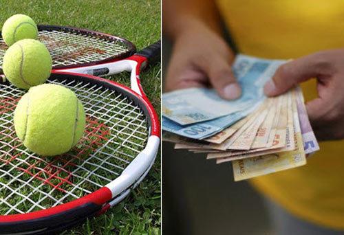 Thêm cú sốc tennis: Hơn 20 tay vợt bị tố bán độ
