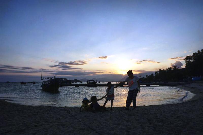 Cô gái Hà Nội phượt một mình qua 6 tỉnh ven biển