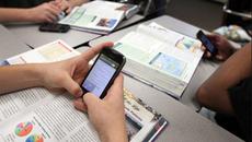 Học miễn phí với gia sư trực tuyến trên smartphone