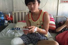 Đình chỉ công tác Phó GĐ bệnh viện vụ nữ sinh bị cưa chân