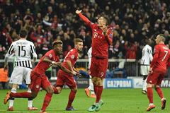 Video: Màn lội ngược dòng ngoạn mục của Bayern trước Juve