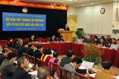 Hiệp thương lần 2 giới thiệu người ứng cử đại biểu QH