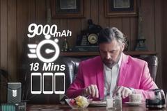 Pin rời 9000mAh sạc siêu nhanh cho điện thoại