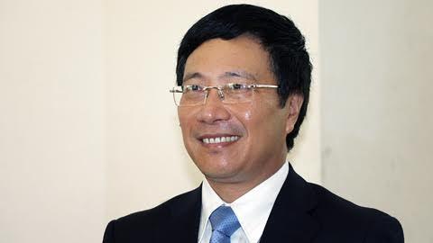 2 Phó Thủ tướng được giới thiệu ứng cử đại biểu QH