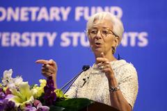 Tổng Giám đốc IMF đọc thơ Nguyễn Trãi với sinh viên