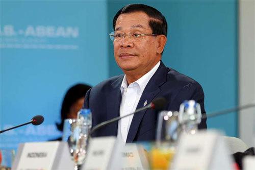 Campuchia, Hun Sen, cải tổ, nội các, Thủ tướng,