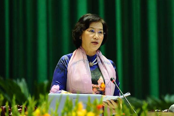 Nguyễn Thị Kim Ngân, ĐBQH, ứng cử, bầu cử