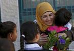 Cô giáo Palestine nhận giải giáo viên xuất sắc toàn cầu
