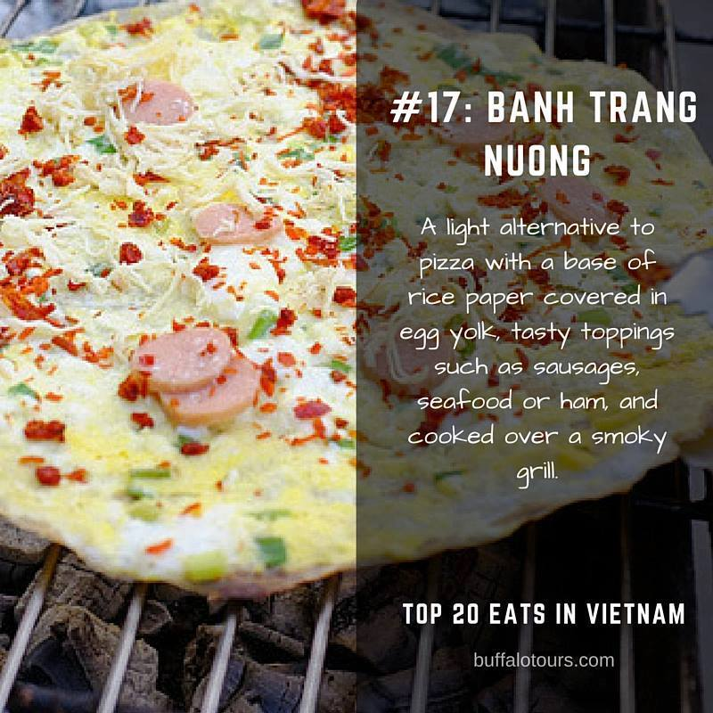 20 món ăn ngon nhất Việt Nam được khách Tây 'rỉ tai'