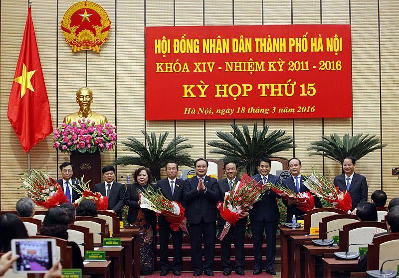 HĐND TP Hà Nội, phó chủ tịch hà nội, giám đốc sở