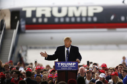 Donald Trump và mối nguy hại cho thế giới