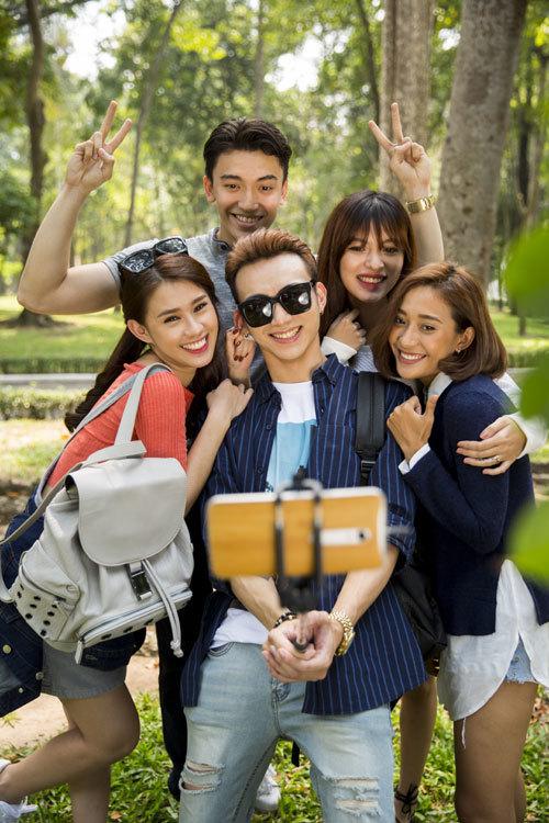 Soobin, Ngọc Thảo và 5 khoảnh khắc không thể không selfie