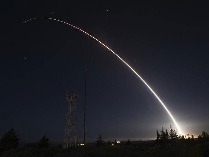 Vũ khí, vũ khí hạt nhân, vũ khí chiến lược, không kích, không kích hạt nhân, không kích toàn cầu, Mỹ không kích toàn cầu