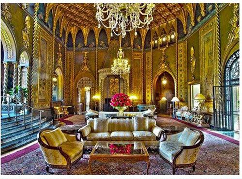 Resort hạng sang của Donald Trump trông như thế nào?