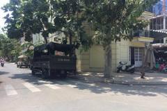 Hàng trăm cảnh sát bao vây khách sạn ở Sài Gòn
