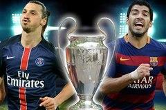 Toàn cảnh lễ bốc thăm tứ kết Champions League