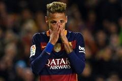 """Neymar bị phạt 45 triệu euro vì """"khai láo"""""""